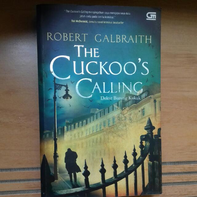 Robert Galbraith: The Cuckoo's Calling
