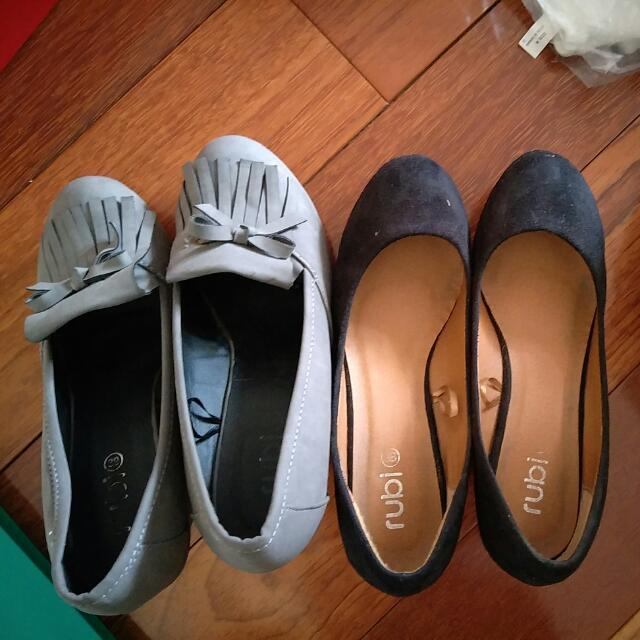 Rubi Wedge Heels
