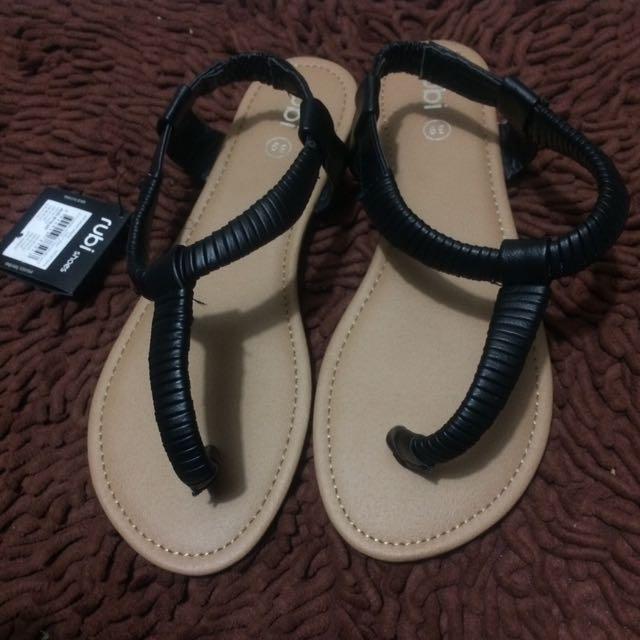 Rubi Zoe Wrap Sandal