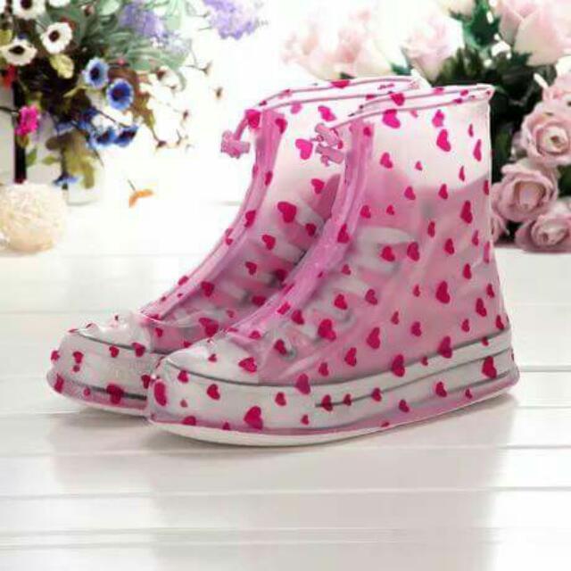 shoe rain coat