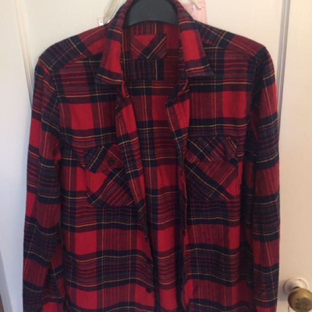 Soft Flannel