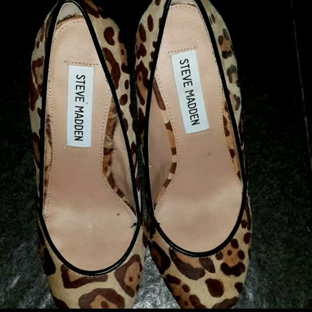 Steve Madden Animal Print