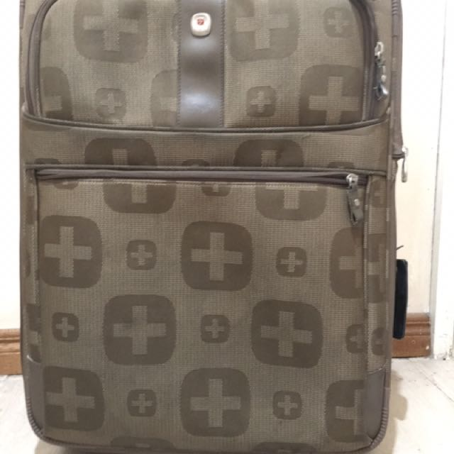 Swiss Army Large Luggage