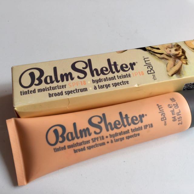 The Balm - Balm Shelter