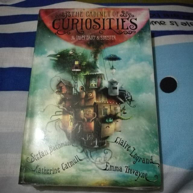 The Cabinet Of Curiosities (Collection Of Short Stories)