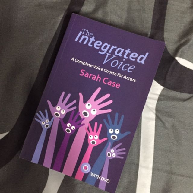 The Integrated Voice- Sarah Case (DVD Included)