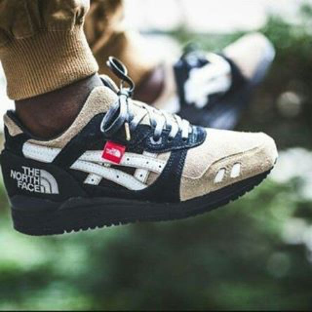 low priced 14877 9ccb3 The North Face X Asics Gel Lyte III 'The Apex'