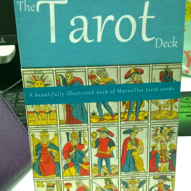 The Tarot Deck (RESERVED)