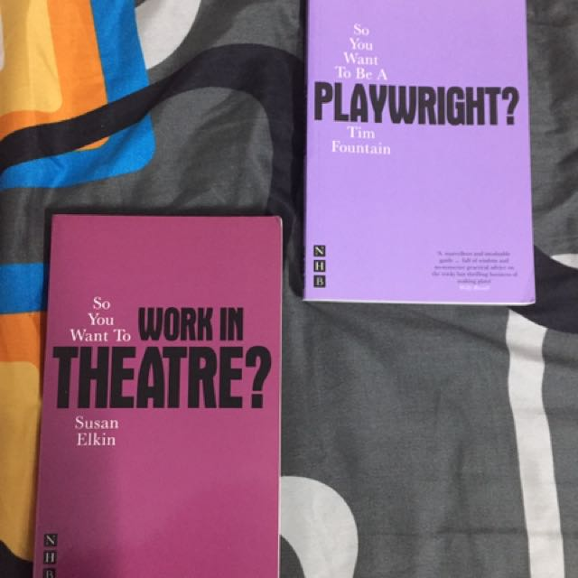 Theatre Related Books