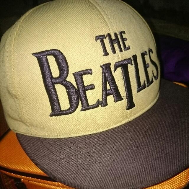 Topi New Era The Beatles