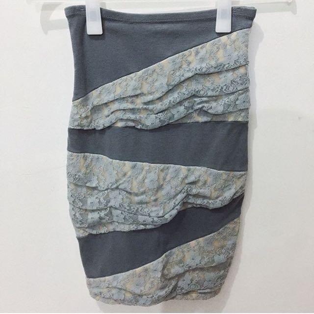 Topshop Bodycon Skirt