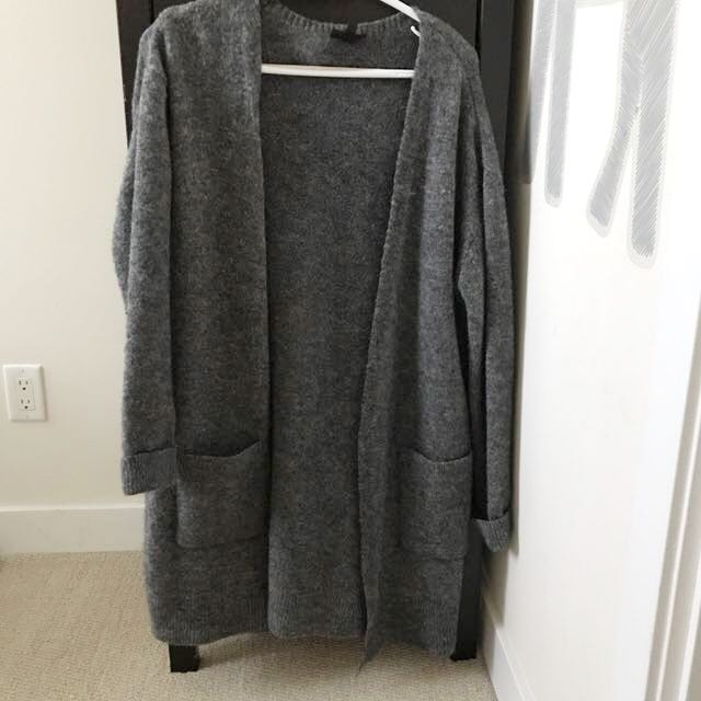 topshop long cardigan (US 6)