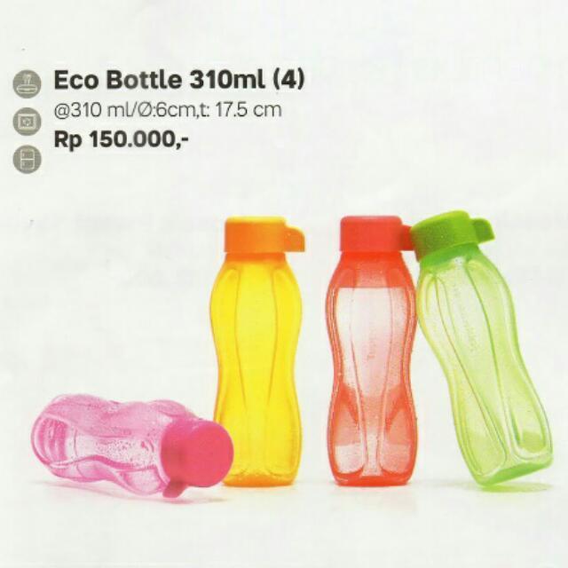 m8FPWWxk0W9IWnWjA 16sCA jpg Source · Tupperware Eco Bottle 310mL 4 RM49 50