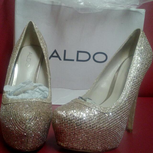 turun harga di jual heels ALDO ori.