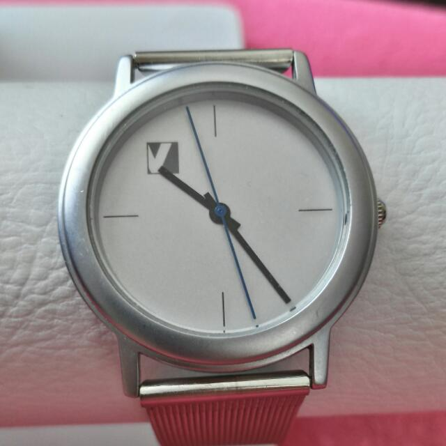German Classic Unisex All Stainless Steel Watch