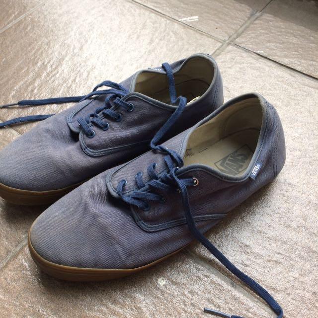 Vans Madero Blue Gum Sole