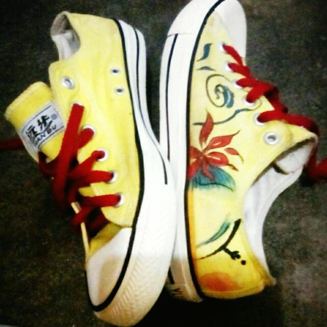 Yuanbu Shoes
