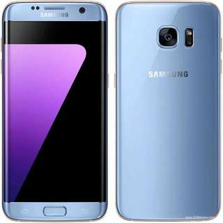S7 EDGE 32 GB UNLOCKED BLUE