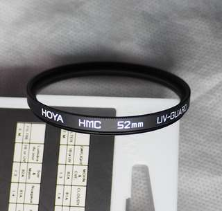 Hoya 52mm HMC UV filter