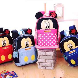 {onhan] Mickey Mouse Backpack