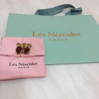 Les Nereides 夾式耳環
