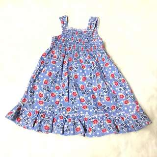 Flower Dress Mother Care