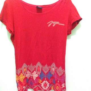 Joger Red Shirt