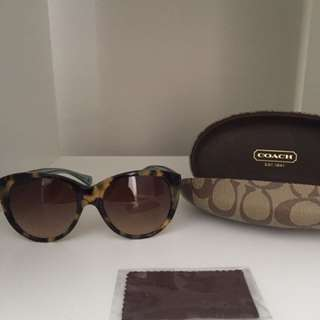 Coach Sunglasses (brand new)