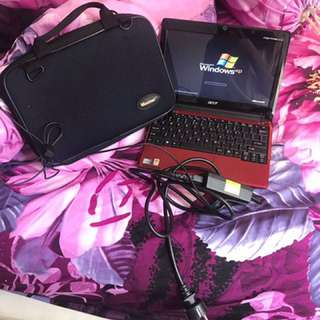 notebook Acer Aspire One 531h