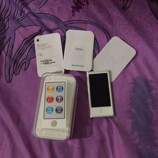 ipod Nano Gen 7th