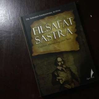 Filsafat Sastra - DR. Suwardi Endraswara