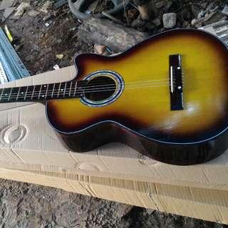 Gitar Accustik Pemula Yamaha