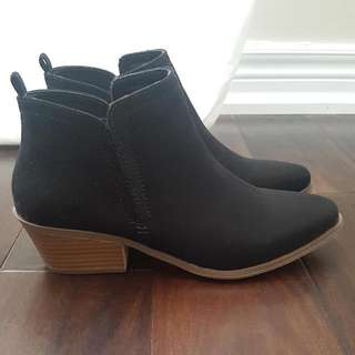 Just Fab Sherilynne Boots