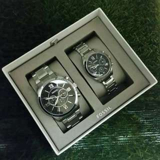 Couple Fossil Watches!
