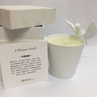 Mo & Co 香薰蠟燭 Relaxing Candle 放鬆 生活品味 女朋友 名貴禮物