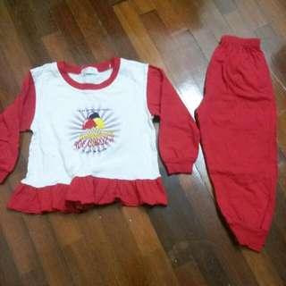 J Baby 1-2y Sleepsuit