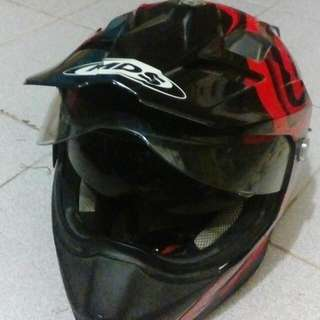 Helm Fullface MDS