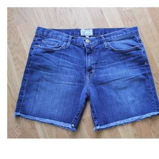 Sz 29 - Current/Elliot Jean Rolled Shorts