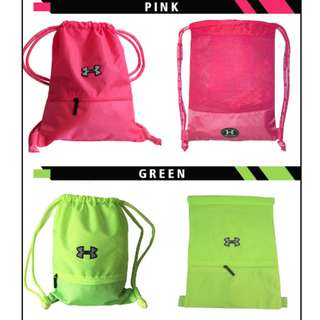 Under Armour Drawstring Bags