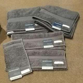 Sheridan Luxury Egyptian Towel Set - Sheridan