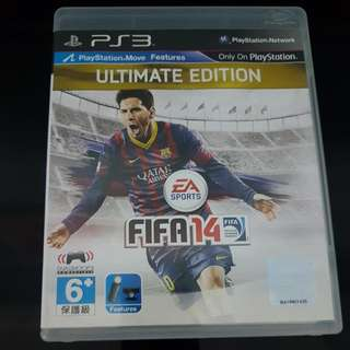 PS3 FIFA 14 ULTIMATE EDITION