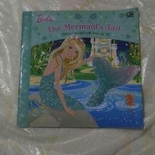 Barbie The Mermaid's Tail