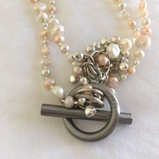 MIMCO Faux Pearl Necklace