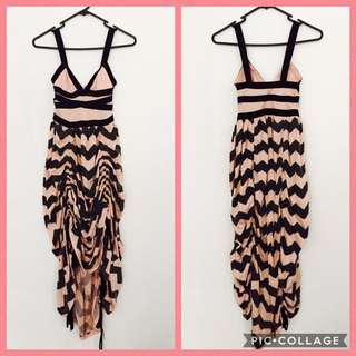 Peach Latina Dress (AU6)