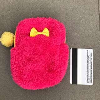 Cute Fluffy Pouch