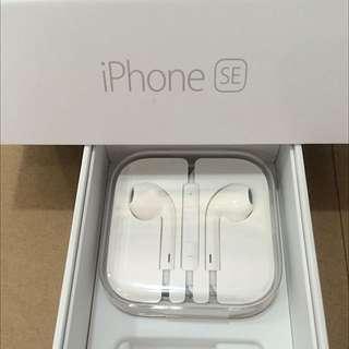 iPhone--SE 耳機
