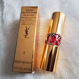 YSL Rouge Voulpte Shine Oil In Stick