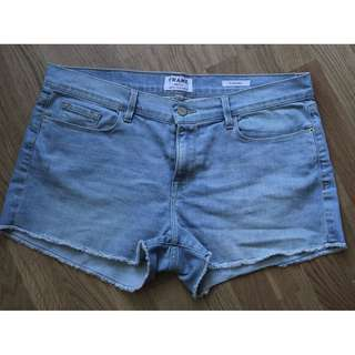 SALE Sz 32 - Frame Denim Cutoff Shorts