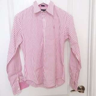 Ralph Laurent Slim Fit Shirt S/M