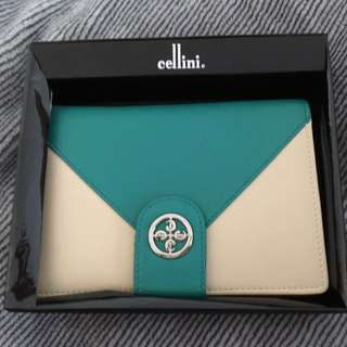 NEW Cellini 'Jaiv' Turquoise Wallet